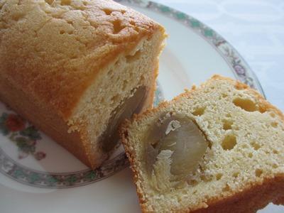 小布施堂 栗かのこケーキ