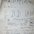 Photos: つりノート2  鯉