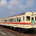 臨時列車 キハ350形 さようなら乗車会