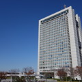 Photos: 秋の茨城県庁舎