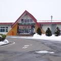 釧網本線 標茶駅