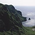 写真: 桃岩展望台の眺望