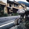 Photos: 伊予大洲 おはなはん通り
