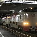 Photos: 東海道本線 富士駅 寝台特急サンライズ出雲
