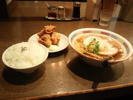 讃岐ロック定食