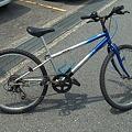 110821 娘の自転車を乗鞍向けに改造 [その2]