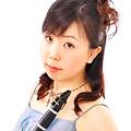 写真: 吉岡奏絵 よしおかかなえ クラリネット奏者            Kanae Yoshioka