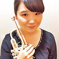 写真: 蓬田奈津美 よもぎだなつみ トランペット奏者 トランぺッター Natsumi Yomogida