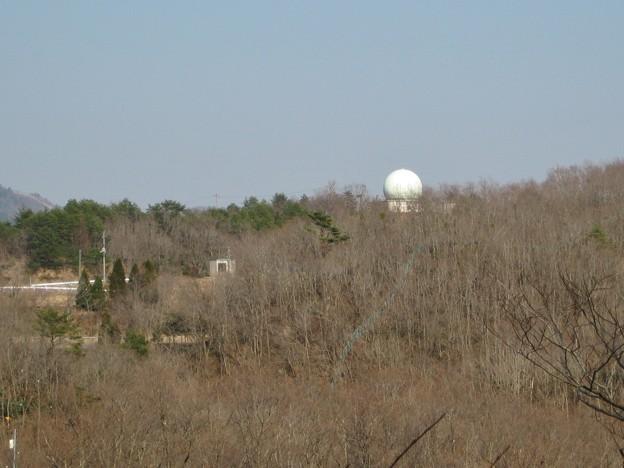 宇宙デブリ探索レーダー