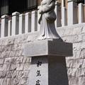 Photos: 和気広虫姫像