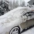 写真: 150101 除雪