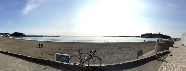 150104 片瀬東浜