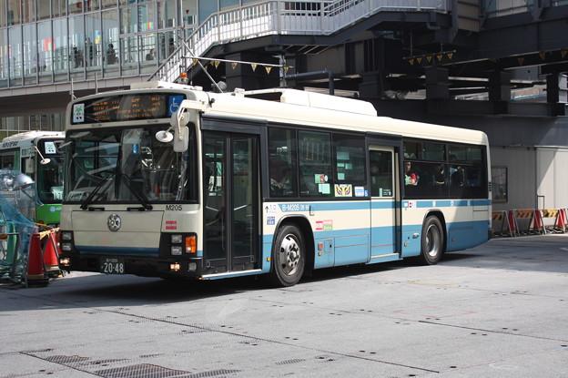 Photos: 東京都交通局 いすゞ・エルガ B-M205 復刻塗装