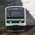 E501系K753編成 KY入場回送 7