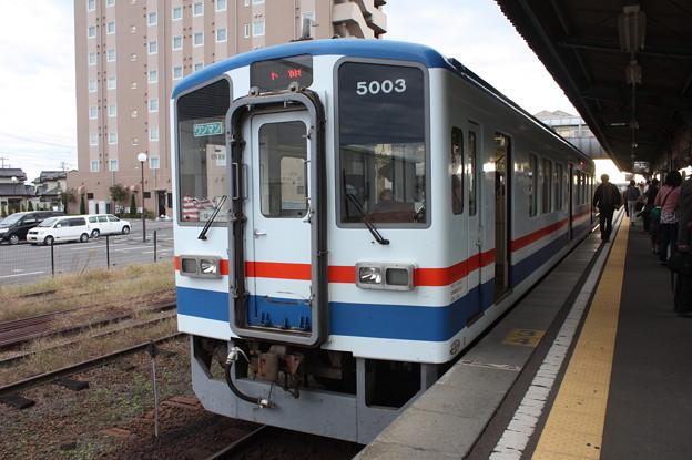 関東鉄道 キハ5000形5003