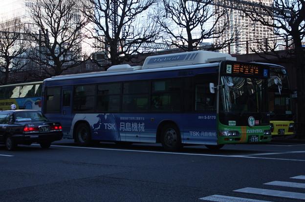 東京都交通局 S-S170