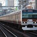 山手線 E231系500番台トウ514編成 「東京駅100周年」ラッピング