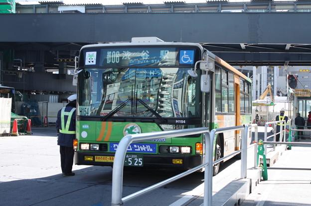 東京都交通局 B-H154