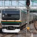 Photos: 宇都宮線 E231系1000番台U520編成 566M 普通上野行