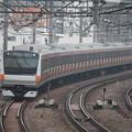 Photos: E233系T20編成 TK出場回送 (5)