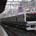 Photos: E531系K415+K470編成 試9395M 上野東京ライン試運転 後追い
