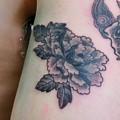 唐獅子牡丹tattoo