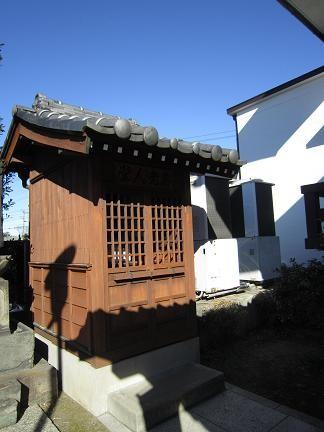 常光寺の寿老人堂
