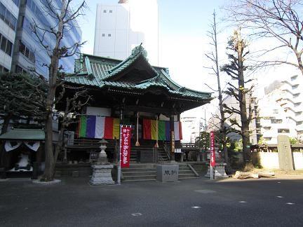 太宗寺の布袋堂