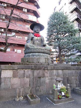 太宗寺のお地蔵様