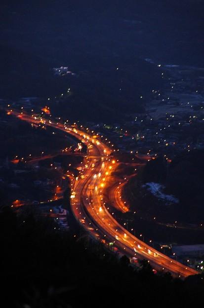 写真00007 東名高速は始動中ー大井松田ic附近