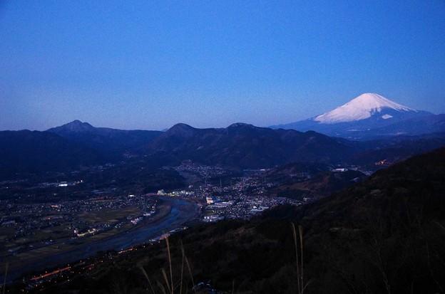 写真00014 左から金時山・矢倉岳・鳥手山