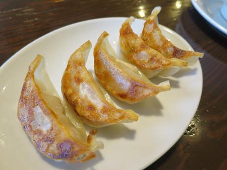 麺屋あごすけ りごぞう餃子¥280