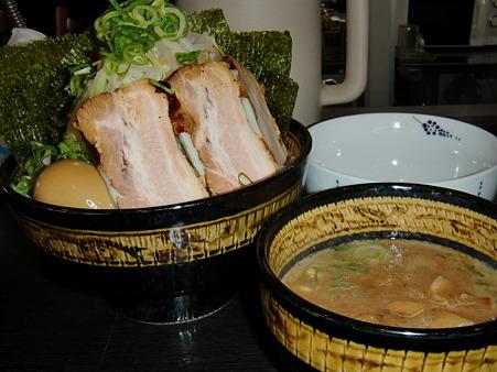 麺豪力 特製つけ麺