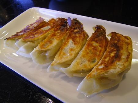 担担麺 龍馬軒 餃子