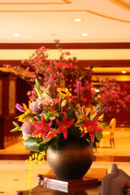 トロピカルUSA in Japanニュー山王ホテル サンデーブランチ (16)