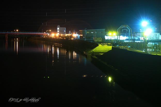 運河の灯 d