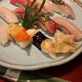 写真: 【ランチ】稲毛海岸・さかえ寿司/房総にぎり(地魚にぎり)