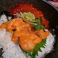 Photos: 2010.06.24/銀座・三州屋「うにいくら丼」