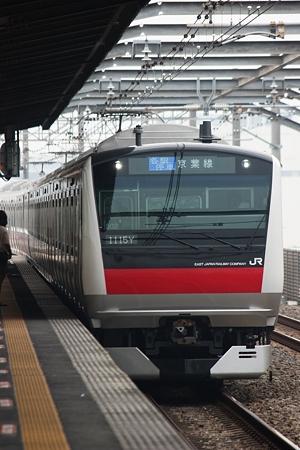 2010.07.11(SUN) JR京葉線 E233系[葛西臨海公園]