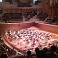 写真: 東京交響楽団第60回新潟定期セッティング