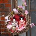 2月20日「雛飾り」