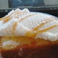 Photos: 今日はパウンドケーキにしたで~♪