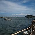 写真: 漁協桟橋から05