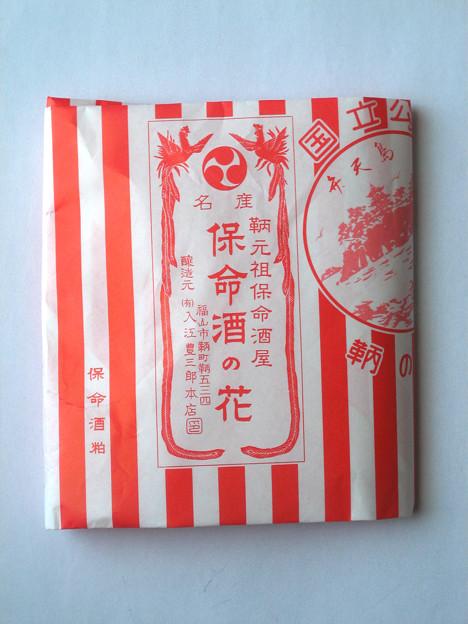 保命酒の花/¥250包装紙
