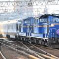 DD51 1143&DD51 1137「カシオペア」