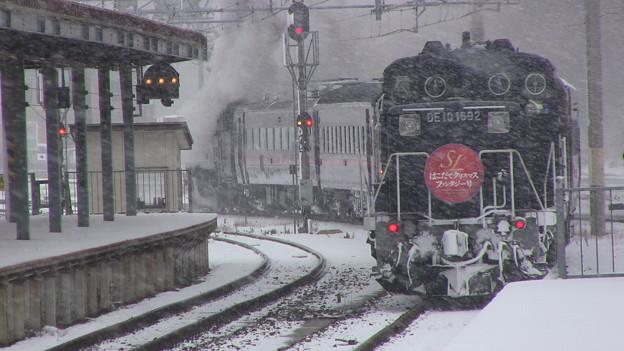SLはこだてクリスマスファンタジー号3号 26