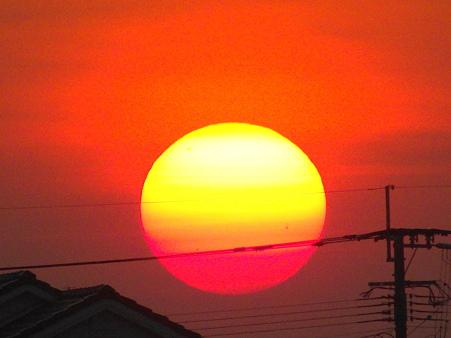故郷の夕陽4