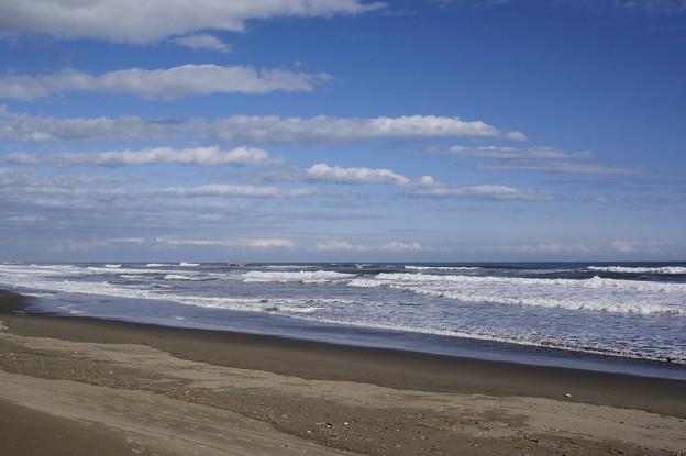 冬の太平洋(1)
