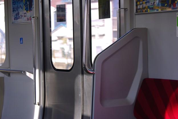 郊外電車/イブの一日(1)