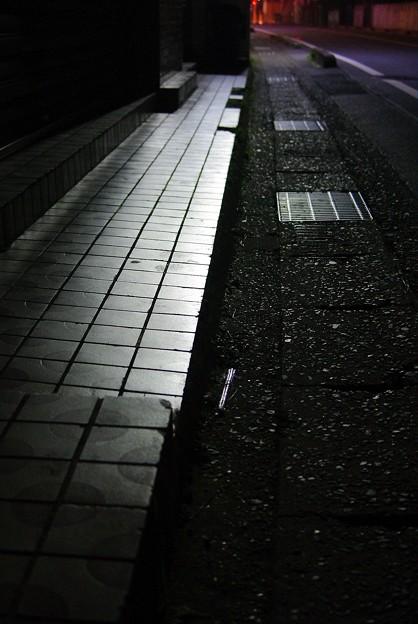 変わらぬ道/イブの一日(4)